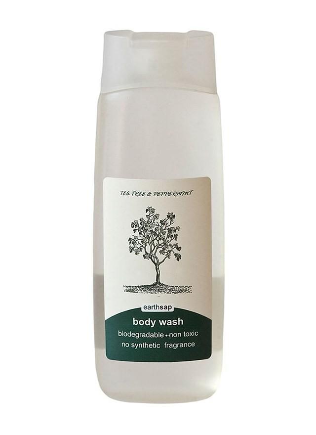 Body Wash – Tea Tree & Peppermint