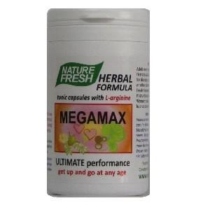Megamax Tonic Capsules 50s