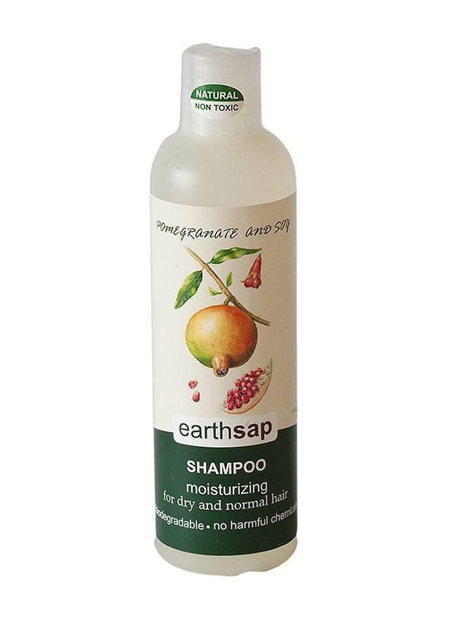 Shampoo – Moisturizing Pomegranate & Soy