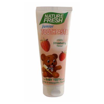 Toothpaste - Junior - Strawberry Flavour