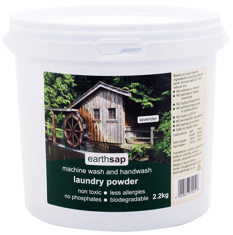 Laundry Powder 2.2kg – Eucalyptus & Rosemary