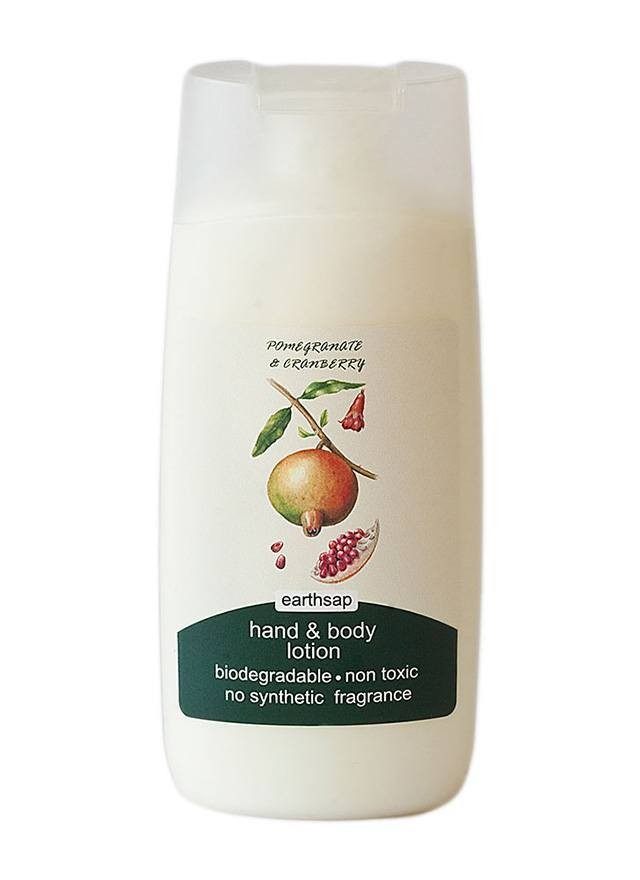 Hand & Body Lotion – Pomegranate & Cranberry
