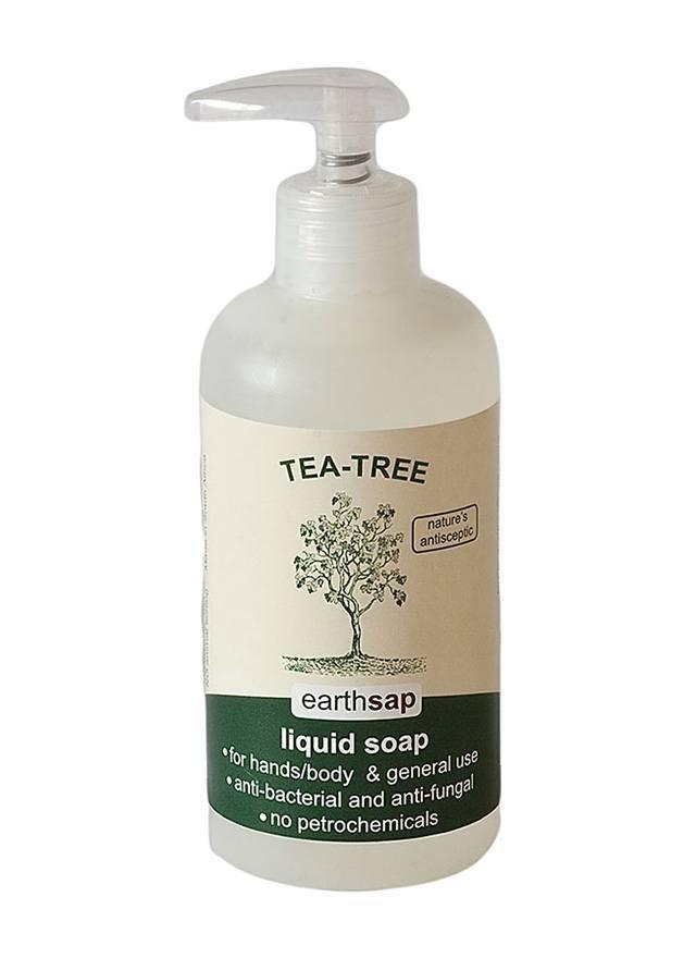 Liquid Soap – Tea Tree