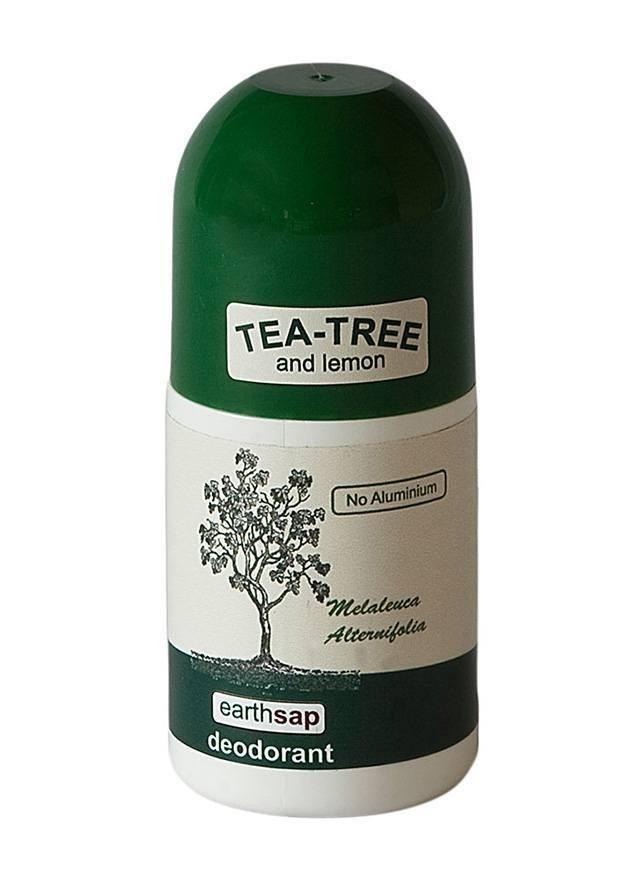Deodorant – Tea Tree & Lemon