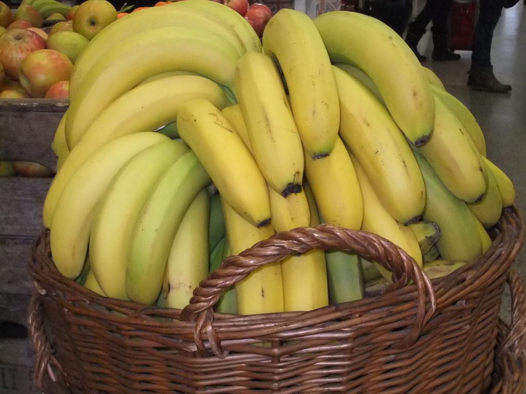 Bananas – Loose/Bunched Organic