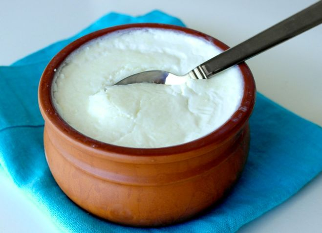 Yoghurt 1L - Natural Set