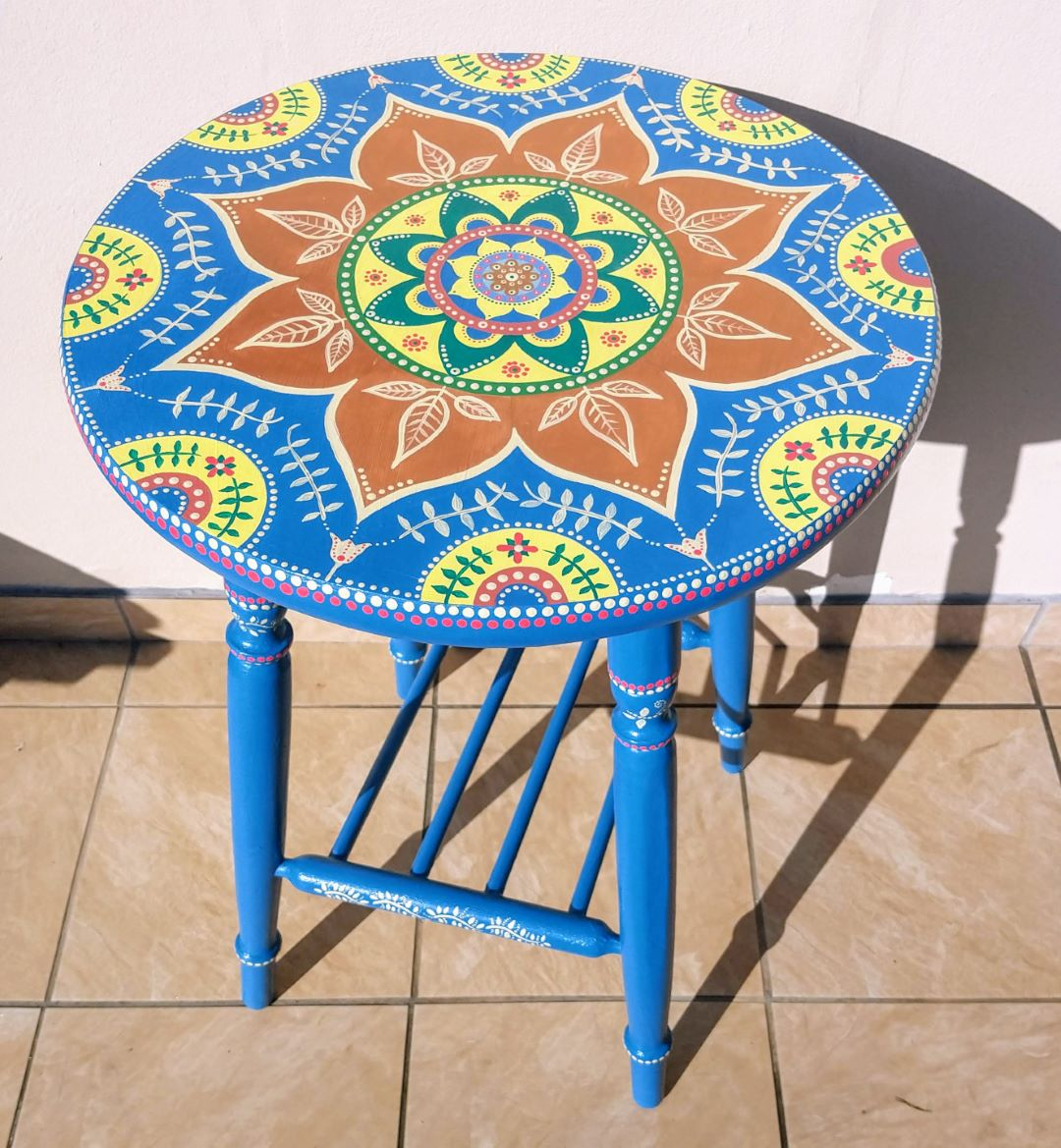 Mandala Table – In Stock