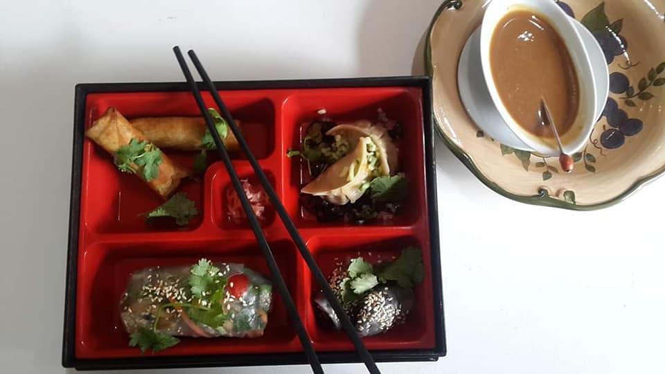 Asian Bento Box