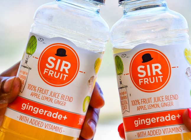 Sir Fruit Gingerade