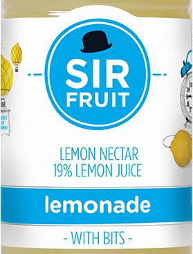 Sir Fruit Lemonade