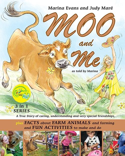 Moo and Me – Marina Evans and Judy Maré