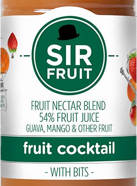 Sir Fruit Cocktail