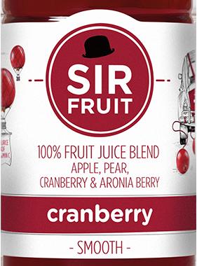 Sir Fruit Cranberry